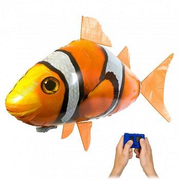 დისტანციურად მართვადი Air Swimmer Flying Clownfish