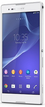 SONY XPERIA T2 ULTRA DUAL (D5322) 8GB WHITE