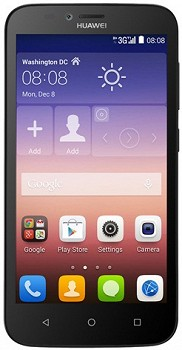 HUAWEI ASCEND Y625 4GB BLACK