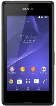 SONY XPERIA E3 (D2212) 4GB BLACK