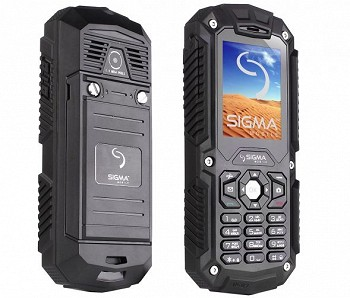 SIGMA IT67 BLACK