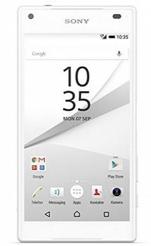 SONY XPERIA Z5 COMPACT (E5803) 32GB WHITE