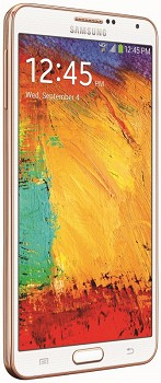 SAMSUNG  GALAXY NOTE 3 (SM-N9005) 16GB GOLD-WHITE