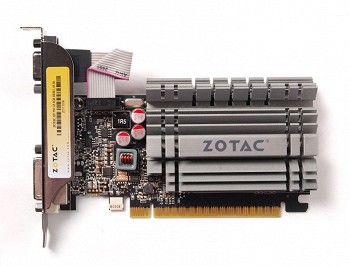 ZOTAC GEFORCE GT 730 (ZT-71108-10L) 4 GB DDR3