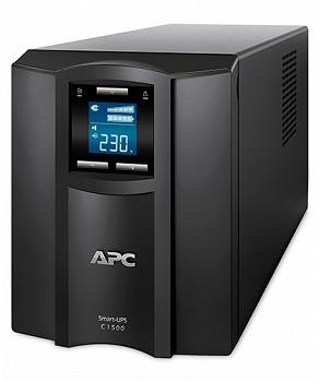 APC SMART-UPS C 1500VA (SMC1500I)