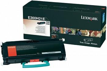 LEXMARK BLACK E360H31E