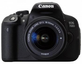 CANON EOS 700D EF-S 18-55 III