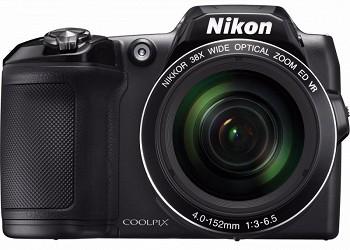 NIKON COOLPIX L840 BLACK