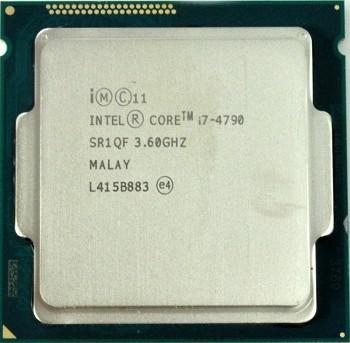 INTEL CORE I7 4790 (8 MB ქეშ მეხსიერება, 3.6GHZ - 4.0 GHZ) TRAY