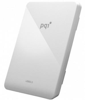 PQI H568V HDD USB 3.0 1 TB WHITE (6568-001TR202A)