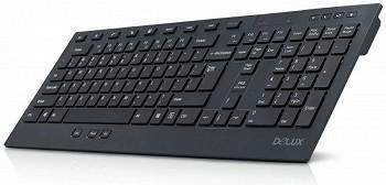 DELUX DLK-2200U BLACK