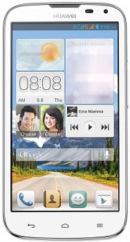 HUAWEI ASCEND G610 4GB WHITE