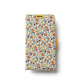 ZENUS GALAXY S5 LIBERTY DIARY CASE ORANGE