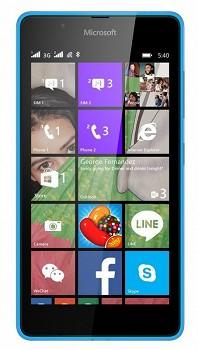 MICROSOFT LUMIA 540 8GB BLUE
