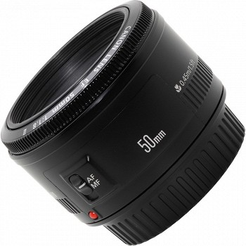 CANON EF 50mm f/1.8 II BLACK