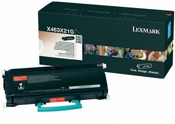 LEXMARK BLACK X463X31G
