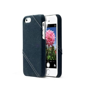 ZENUS IPHONE 5/5S CAMBRIGE BAR CASE NAVY