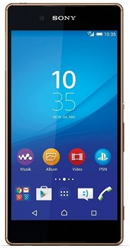 SONY XPERIA Z3+ DUAL (E6533) 32GB BROWN