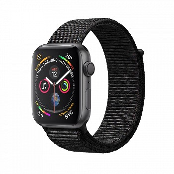 SMART WATCH APPLE WATCH SERIES 4 GPS 44MM (MU6E2) GREY