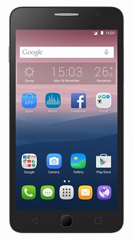 ALCATEL ONETOUCH POP STAR (5022D) 8GB GREY