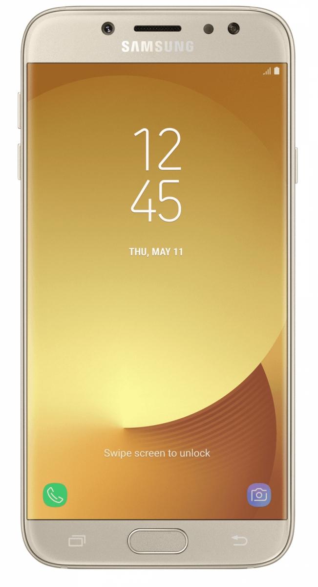 SAMSUNG GALAXY J7 (J730F) LTE DUAL SIM GOLD (2017)