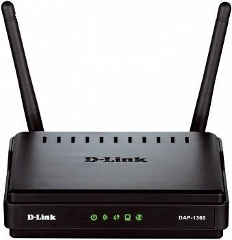 D-LINK DAP-1360/B/D1A (WIRELESS N300 ACCESS POINT)
