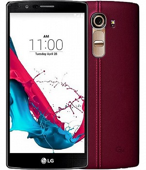 LG G4 (H815) 32GB LEATHER RED