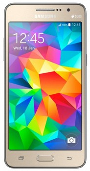 SAMSUNG GALAXY GRAND PRIME VE DUOS (G531H) 8GB GOLD