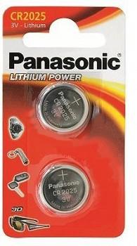 PANASONIC CR-2025EL/2B