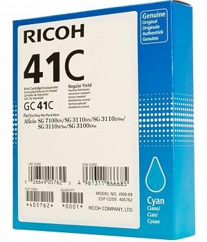 RICOH GC 41C 405762 CYAN