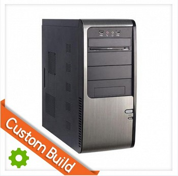 CUSTOM BUILD (COMPI ATX-Q5B/G2030/4GB/500GB/GT630 2GB)