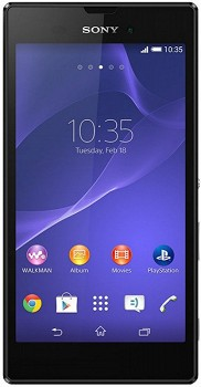 SONY XPERIA T3 (D5103) 8GB BLACK