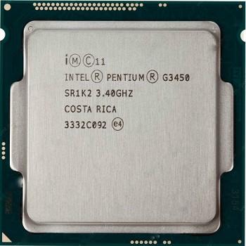 INTEL PENTIUM G3450 (3 MB ქეშ მეხსიერება, 3.4 GHZ) BOX