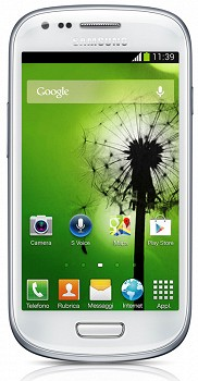 SAMSUNG I8200 GALAXY S III MINI WHITE