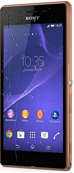 SONY XPERIA M2 AQUA (D2403) 8GB BROWN