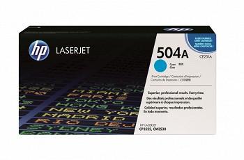 HP 504A (CE251A)
