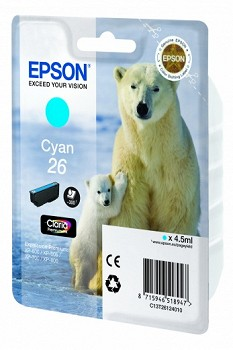 EPSON T2612   REFILL (C13T26124010)