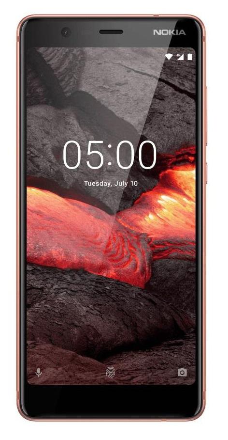 მობილური ტელეფონი NOKIA 5.1 (TA-1075) 16GB COPPER