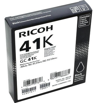 RICOH GC 41K 405761 BLACK