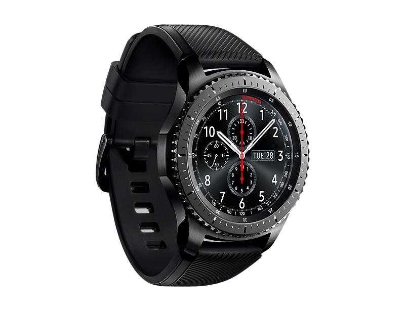სმარტ საათი Samsung Gear S3 SM-R760 Black