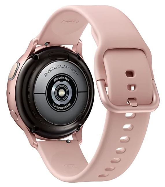 SMART WATCH SAMSUNG GALAXY WATCH ACTIVE2 ALUMINUM (SM-R830NZDASER) PINK